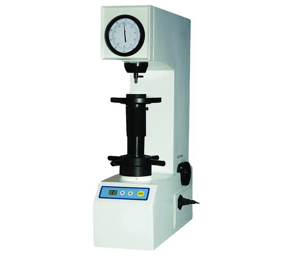 Electronic Rockwell hardness tester JHR-150E(D)
